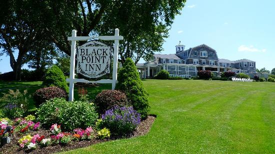 Scarborough, Μέιν: Black Point Inn