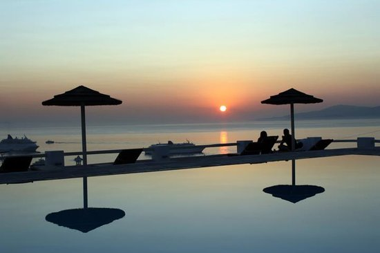 Alkyon Hotel : La piscina