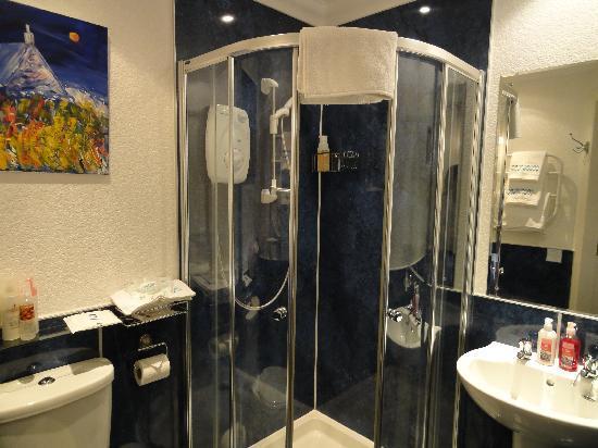 Craig Villa Guest House: Badezimmer