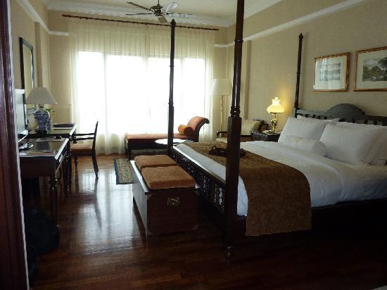 The Majestic Malacca: bedroom