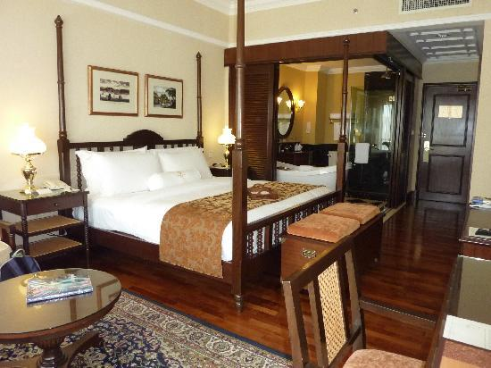 The Majestic Malacca: bedroom