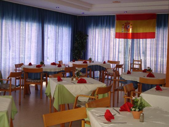 Club Vista Bahia : Cena tematica española - Thematic spanish dinner
