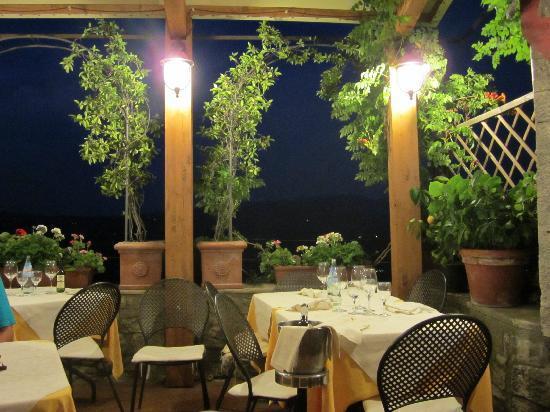 Terrazza Picture Of Ristorante Umbria Todi Tripadvisor