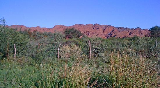 Chakana Hospedaje Rural: le cadre