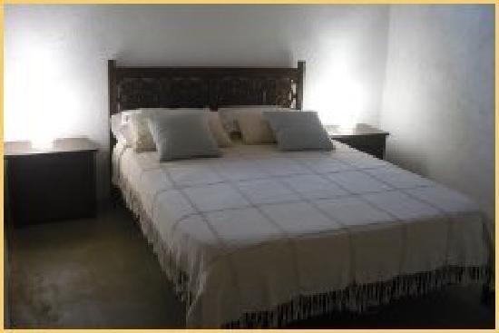 Chakana Hospedaje Rural: intérieur d'une chambre