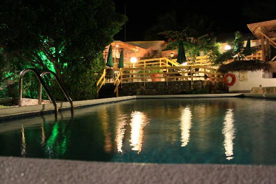 Stella Maris Resort Club: Clubhouse Patio and Pool