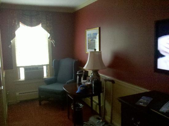 Green Mountain Inn : Room 222