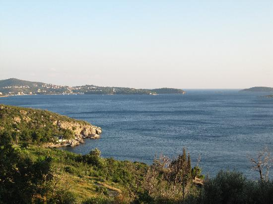 Villa Barbara: vista terrazza