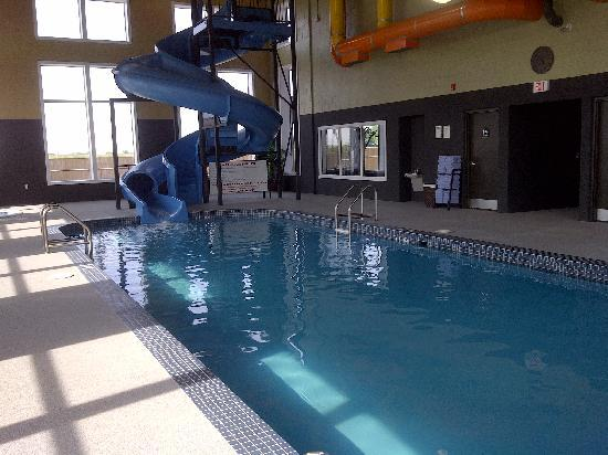 waterslide and pool picture of best western blairmore saskatoon rh tripadvisor ca