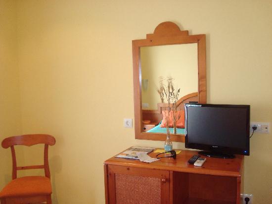 Hotel Bahia: Camera.