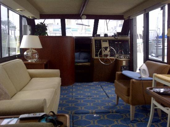 Harbor Vacations Club: Living Area