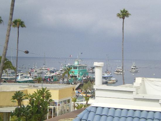 Seacrest Inn: View from the rooftop