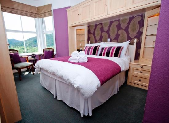 Llety Betws: Room 4