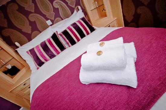 Llety Betws: Room 4 - breathtaking valley views from this room