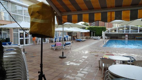 Hotel Helios Benidorm : L'hôtel Helios - La Piscine