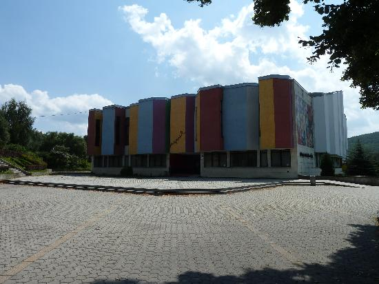 """Andy Warhol Museum"" or Museum of Modern Art - Medzilaborce Slowakia"