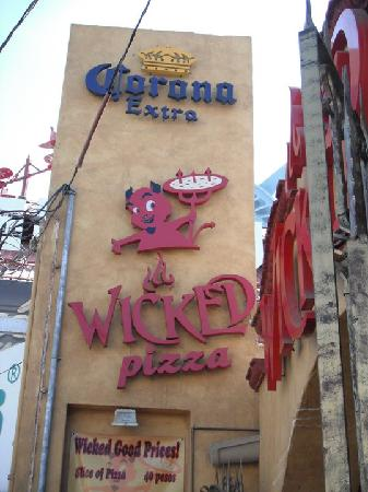 Wicked Pizza: Welcome!