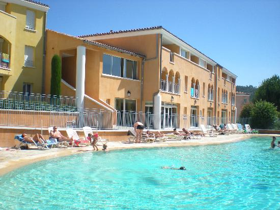 Résidence Odalys La Licorne de Haute-Provence : residence