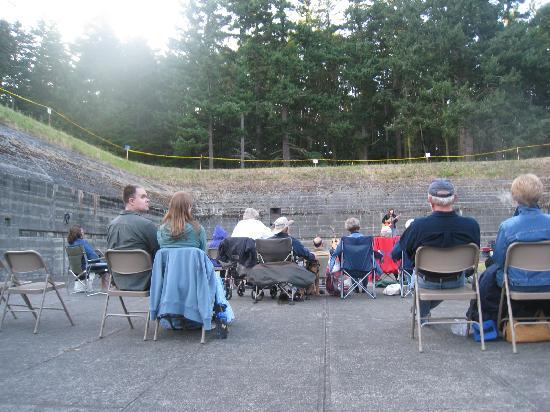 Fort Flagler State Park: summer concerts