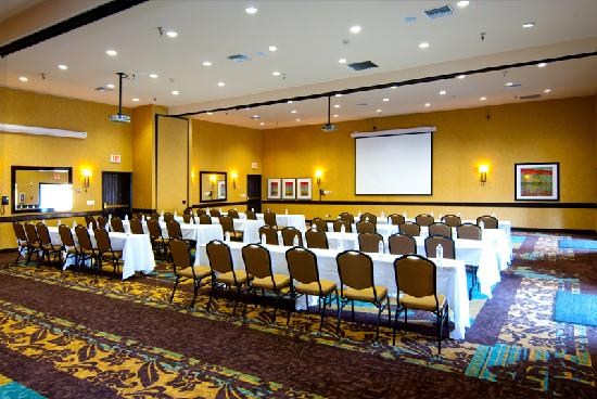 Holiday Inn Express San Clemente North: Meeting room and banquet facilities.