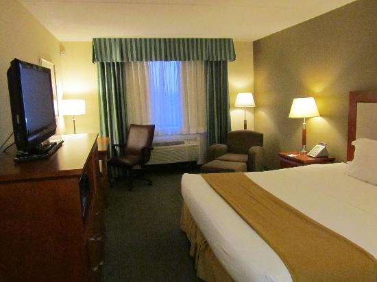 Holiday Inn Express Exton - Lionville: Our room on third floor