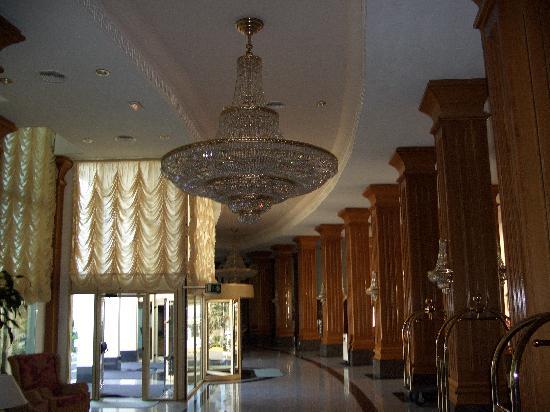 Hotel Riu Palace Meloneras Resort: reception  area