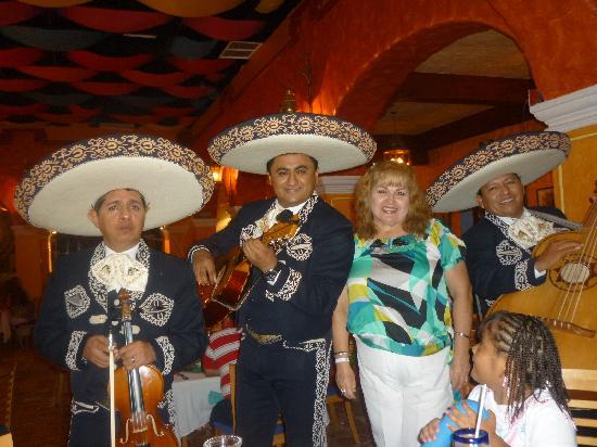 Krystal Cancun: Restaurante EL Mortero .. excelente =D