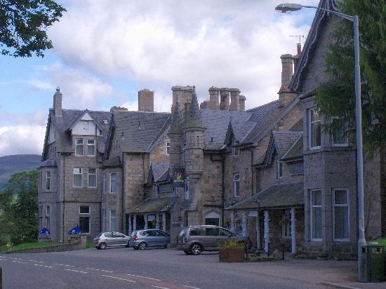 Braemar, UK : Invercauld Arms
