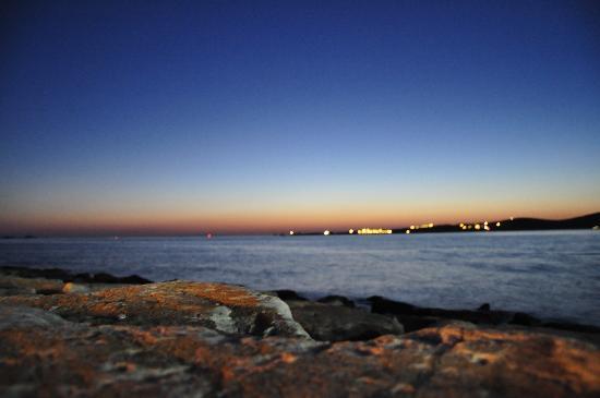 Paros Eden Park: Sunset in Paros