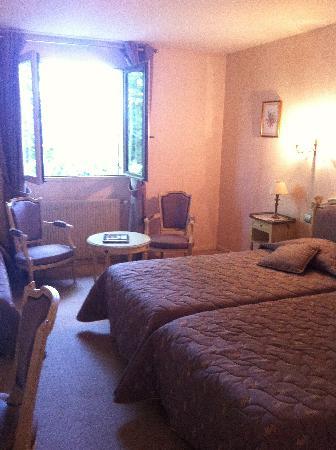 Hotel Arts & Terroirs : la chambre