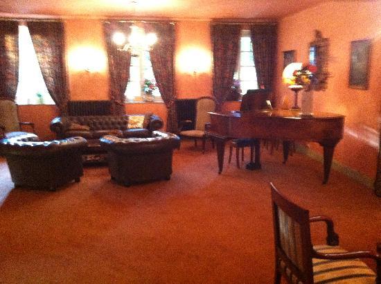 Hotel Arts & Terroirs : espace détente