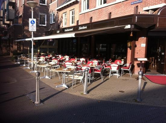 Venlo, The Netherlands: terras