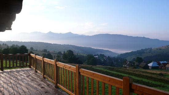 Male Borove, Slovakia: mornings in the valley