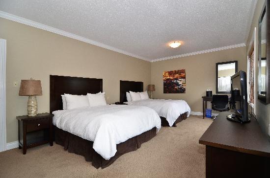 Regent Hotel: Deluxe 2 Queen Room