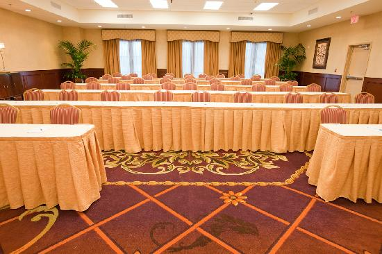 Homewood Suites by Hilton Lafayette-Airport, LA: Lafayette A Meeting Room
