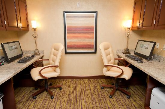 Homewood Suites by Hilton Lafayette-Airport, LA: Executive Center