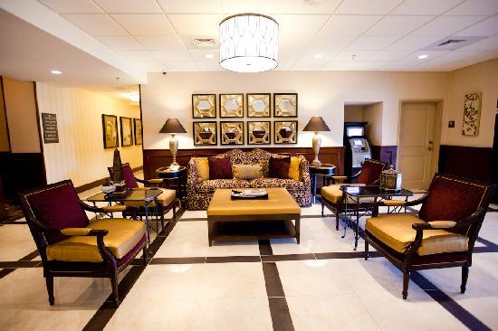 Homewood Suites by Hilton Lafayette: Lobby