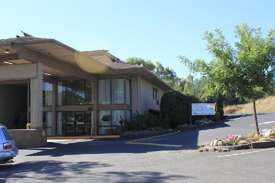 BEST WESTERN PLUS Sonora Oaks Hotel & Conference Center : Hotel