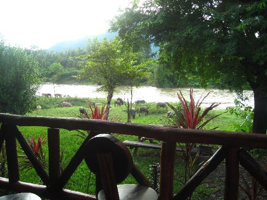 Sainamhai Resort: Amanecer