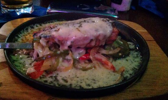 Fat Sam's: Sizzlin Chicken