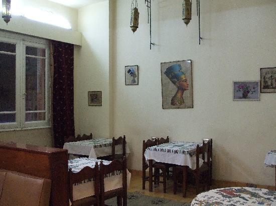 Tulip Hotel : dinning area