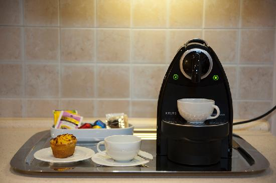 "Residenza Giuseppe Verdi: Coffee maker ""Nespresso"""