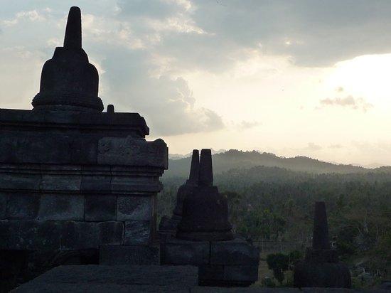 Borobodur-templet: Borobudur