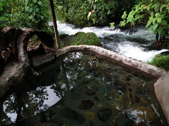 La Carolina Lodge : Jacuzzi