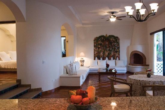 Hacienda Todos Los Santos: Master Suite