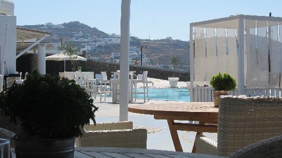 โรงแรม & สปา ร็อคคาเบลล่า ไมโคโนส อาร์ท: breakfast