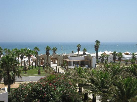 Club Med Yasmina: Vu d'en haut
