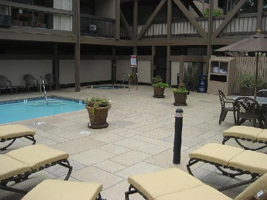 Best Western Plus Inn At The Vines: Pool Area