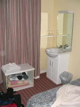 Fatima House B&B: Basic-Zimmer
