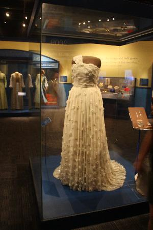 National Museum of American History: President Obama's Inauguration Dress